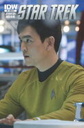 Star Trek Ongoing issue 9 retail incentive cover B