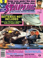 Starlog issue 127 cover