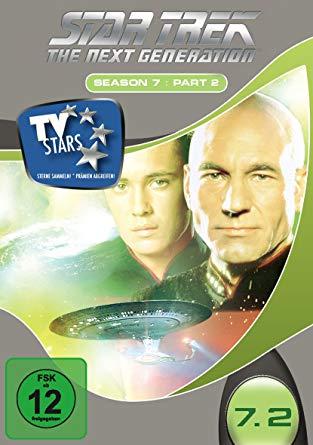 TNG Staffel 7-2 DVD