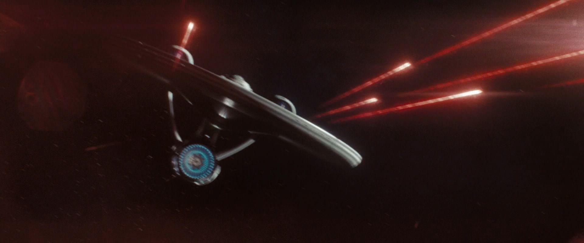 USS Enterprise NCC 1701 Alternate Reality
