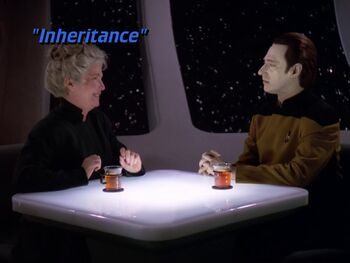 Inheritance title card