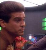 Bajoran DS9 deputy 10