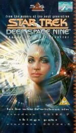 DS9 5.4 UK VHS cover
