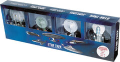 Eaglemoss Enterprise NX-TOS-A-B 4-pack