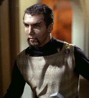 Klingon First Lieutenant