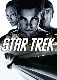 Star Trek DVD Region 1 cover