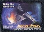 Star Trek Deep Space Nine - Series Premiere Card 27