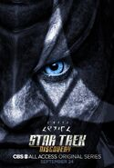 Star Trek Discovery Season 1 L'Rell poster