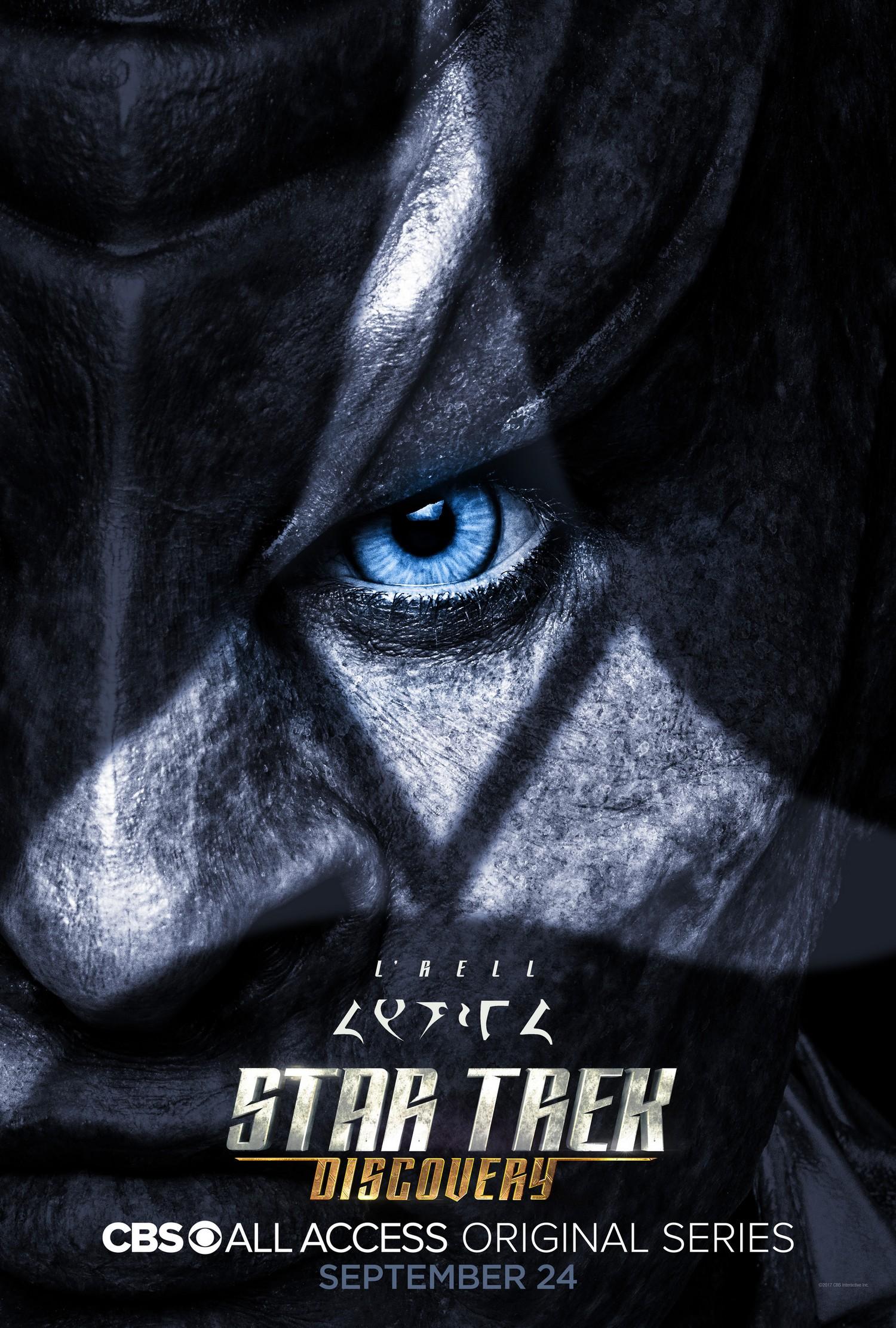 FileStar Trek Discovery Season 1 LRell Poster