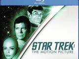 Star Trek films (Blu-ray)