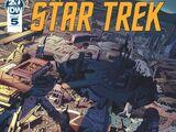 Star Trek: Year Five, Issue 5