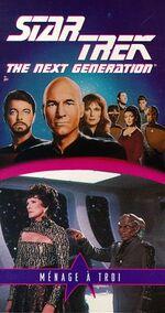 TNG 072 US VHS