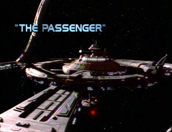 The Passenger title card