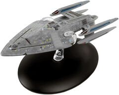 Eaglemoss 25 USS Prometheus