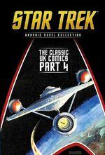 Eaglemoss Star Trek Graphic Novel Collection Issue 121