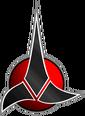 Klingon Empire logo