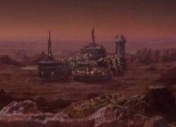 MarsOutpost