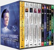 Motion Pictures DVD Collection 2003