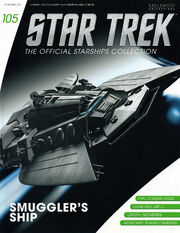 Star Trek Official Starships Collection issue 105