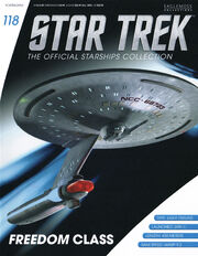 Star Trek Official Starships Collection issue 118