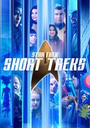Star Trek Short Treks DVD cover