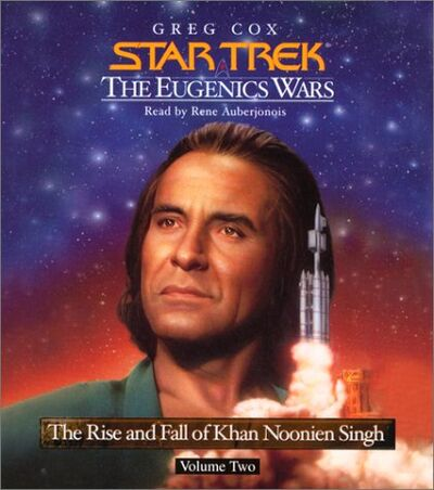 The Rise and Fall of Khan Noonien Singh II CD