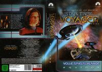 VHS-Cover VOY Equinox