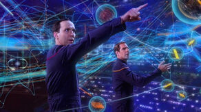Archer and Daniels in the Temporal Observatory (ENT Cold Front) cs