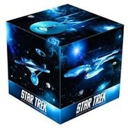 Coffret blu-ray films 1 à 10