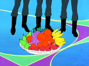 Fruit platter lactra