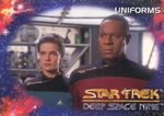 Star Trek Deep Space Nine - Season One Card067