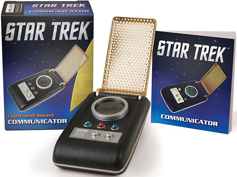 Star Trek: Light-and-Sound Communicator   Memory Alpha   FANDOM