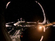 Angriff auf Deep Space 9