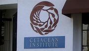 Cetacean Institute logo