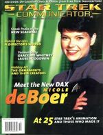 Communicator issue 119 cover