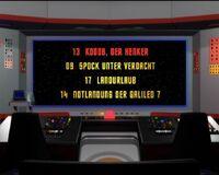 DVD-Menü TOS Staffel 1 Disc 4