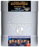 ENT Season 4 DVD - Region 1