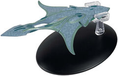 Eaglemoss 65 Xindi Aquatic Cruiser