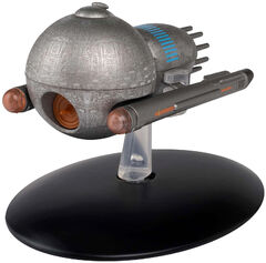 Eaglemoss Medusan Ship