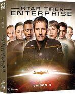 Enterprise, blu-ray, saison 4, 2014