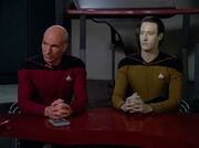 Picard defends Data