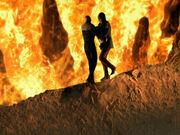 Sisko Dukat Feuer