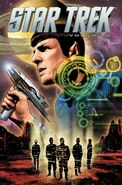 Star Trek, Vol 8 tpb cover