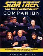 Star Trek The Next Generation Companion, 3rd edition