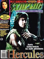 Starlog issue 238 cover