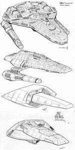 T'Pau type design studies