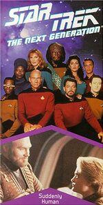 TNG 076 US VHS