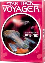 VOY Season 5 DVD-Region 1