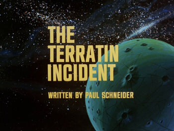 The Terratin Incident title card