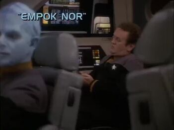 Empok Nor title card